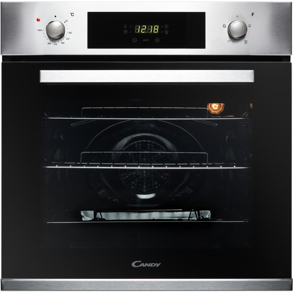Candy FCP405X Stainless Steel Fan Oven