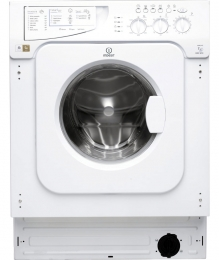 Indesit IWME147 Integrated Washing Machine