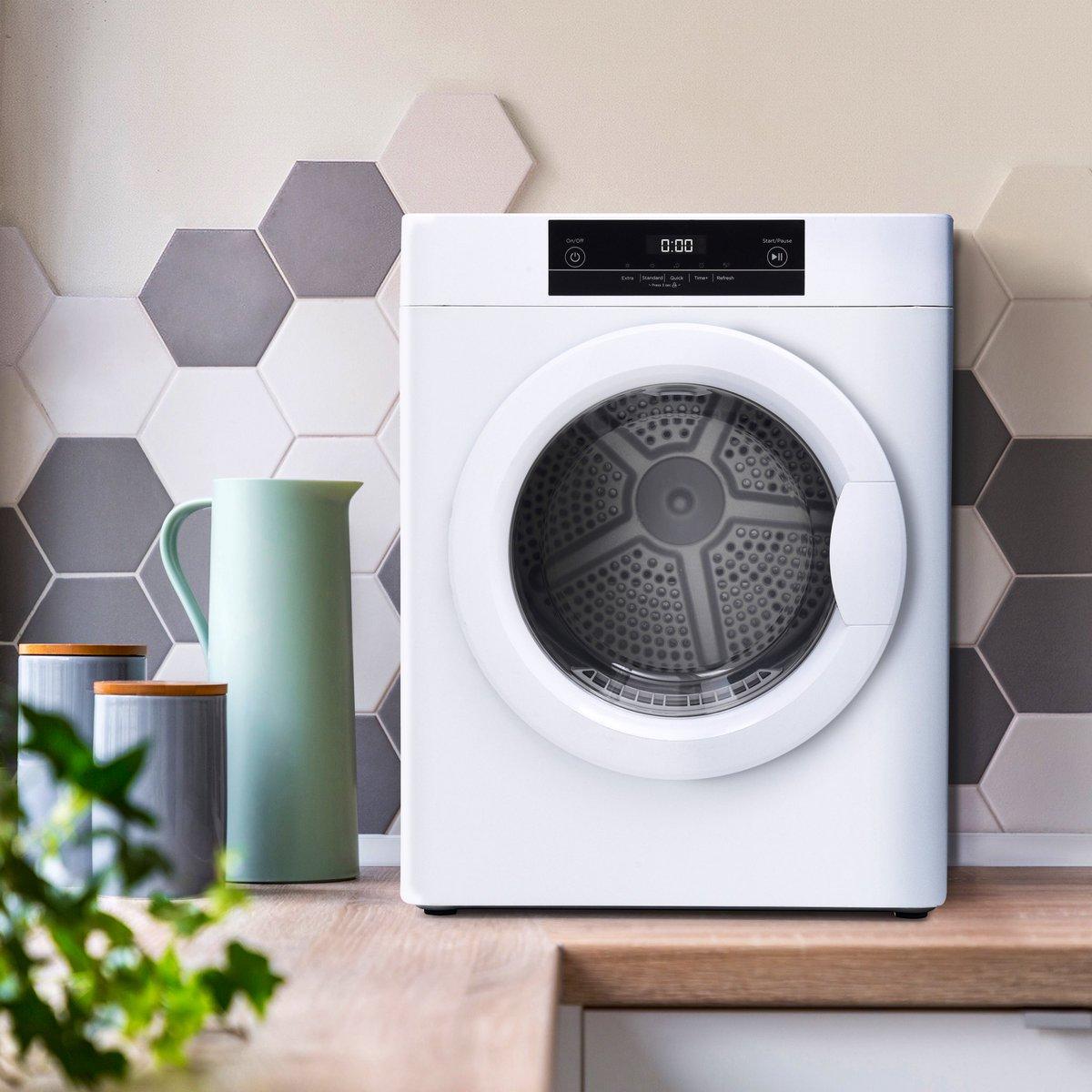 Montpellier MTD30P Compact 3KG Tumble Dryer