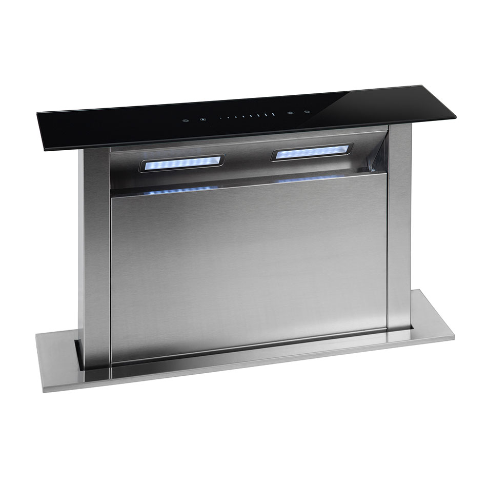 Montpellier DDCH90 Downdraft Cooker Hood