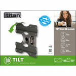 Titan by Vivanco BTI 8020 Tilt TV Wall Mount Bracket 43""