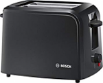 BOSCH TAT3A0133GB 2 Slice Toaster Black