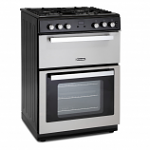 Montpellier RMC61GOX Mini Range Gas Cooker