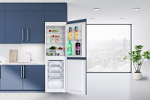 Iceking BI501 Built In Fridge Freezer