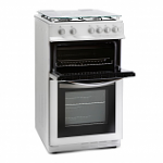 Montpellier MDG500LW Freestanding 50cm Gas Cooker