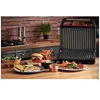 George Foreman 25050 Health Grill Red