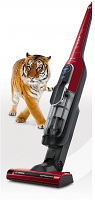 Bosch BCH625K2GB Red Cordless Rechargeable Vacuum Cleaner