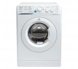 Indesit BWSC61252W Freestanding Washing Machine