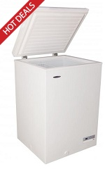 Iceking CFAP103W Chest Freezer