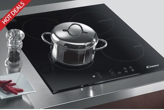 Candy CI640CBA Induction Hob