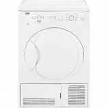 beko DC7112W Freestanding Condensor Dryer