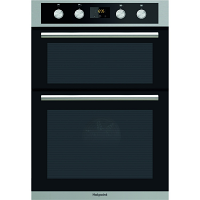 Hotpoint DD2844CIX Stainless Steel Double Oven