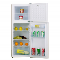 Iceking FF139W Top Mount Fridge Freezer