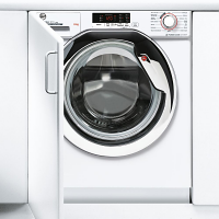 Hoover HBWS48D2ACE-80 8KG Built-In Washing Machine