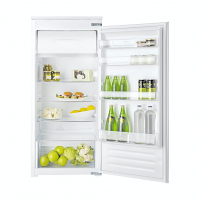 Hotpoint HSZ12A2D1 Tall Integrated Fridge with Icebox
