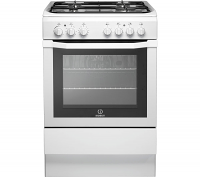 Indisit I6GG1W Single Cavity Gas Cooker