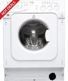Indesit IWME147 Integrated Washing Machine