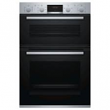 BOSCH MBS533BS0B Stainless Steel Double Oven