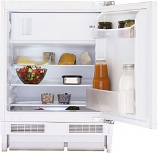 Montpellier MBUR200 Built-In Icebox Fridge