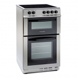 Montpellier MDC500FS Electric Cooker with Ceramic Hob