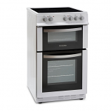 Montpellier MDC500FW Electric Cooker with Ceramic Hob