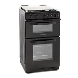 Montpellier MDG500LK Freestanding 50cm Gas Cooker