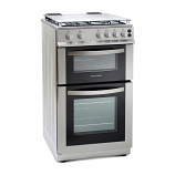 Montpellier MDG500LS Freestanding 50cm Gas Cooker
