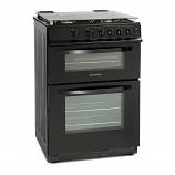 Montpellier MDG600LK Freestanding Gas Cooker