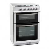 Montpellier MDG600LW Freestanding Gas Cooker