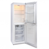 Montpellier MFF170W Freestanding Fridge Freezer