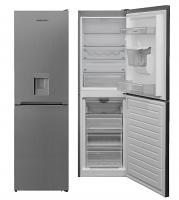 Montpellier MFF184ADX Freestanding Fridge Freezer