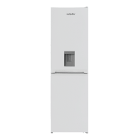 Montpellier MFF184DW Freestanding Fridge Freezer