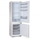 Montpellier MIFF701 Integrated Fridge Freezer