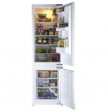 Montpellier MIFF7301F Integrated Fridge Freezer
