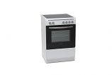 Montpellier MSC60FW Freestanding Electric Cooker