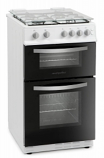 Montpellier MTG50LW Lidded Gas Cooker