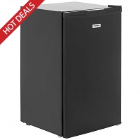 Fridgemaster MUL49102B Black Undercounter Fridge