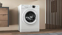 Hotpoint NSWM863CWUKN 8KG White Washing Machine