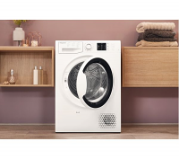 Hotpoint NTM1081WK 8KG Heat Pump Dryer