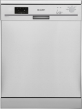 Sharp QWF471S Freestanding Dishwasher