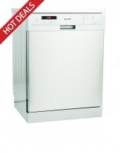 Sharp QWF471W Freestanding Dishwasher