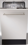 Sharp QWS472X Integrated Slimline Dishwasher