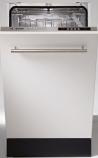 Sharp QWS472X Integrated Slimline Dishwasher
