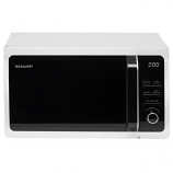 Sharp R664WM Microwave