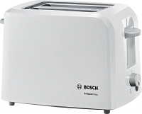 BOSCH TAT3A011GB 2 Slice Toaster White