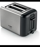 Bosch TAT3P420GB Designline Stainless Steel Toaster