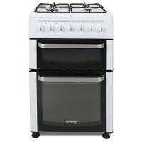 Montpellier TDF60W Dual Fuel Twin Cavity Cooker