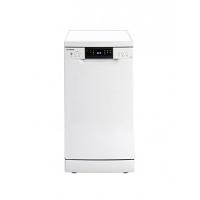 Teknix TFD455W Slimline Freestanding Dishwasher