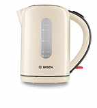 BOSCH TWK76075GB Cream 1.7L Kettle