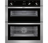Neff U17S32N5GB Built-In Double Oven